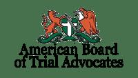 ABOTA | Luke Bickham | Texas Personal Injury Lawyer