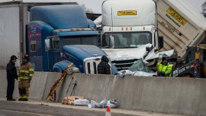 Dallas Metroplex Truck Accident Statistics | Luke Bickham | Texas Personal Injury Lawyer