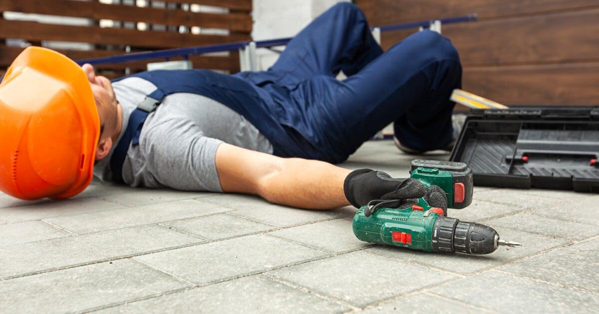 Work Injury | Luke Bickham | Texas Personal Injury Lawyer